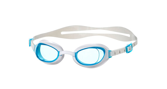 speedo Aquapure Goggle Women white/blue